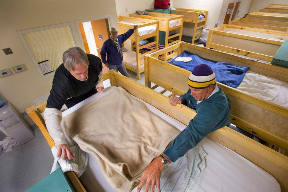 Bishop Ott Day Center - Night Shelter
