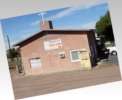 Bread of Life Mission of Holbrook - BOLMAZ - Emergency Shelter