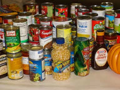 Lord Of Glory Food Pantry