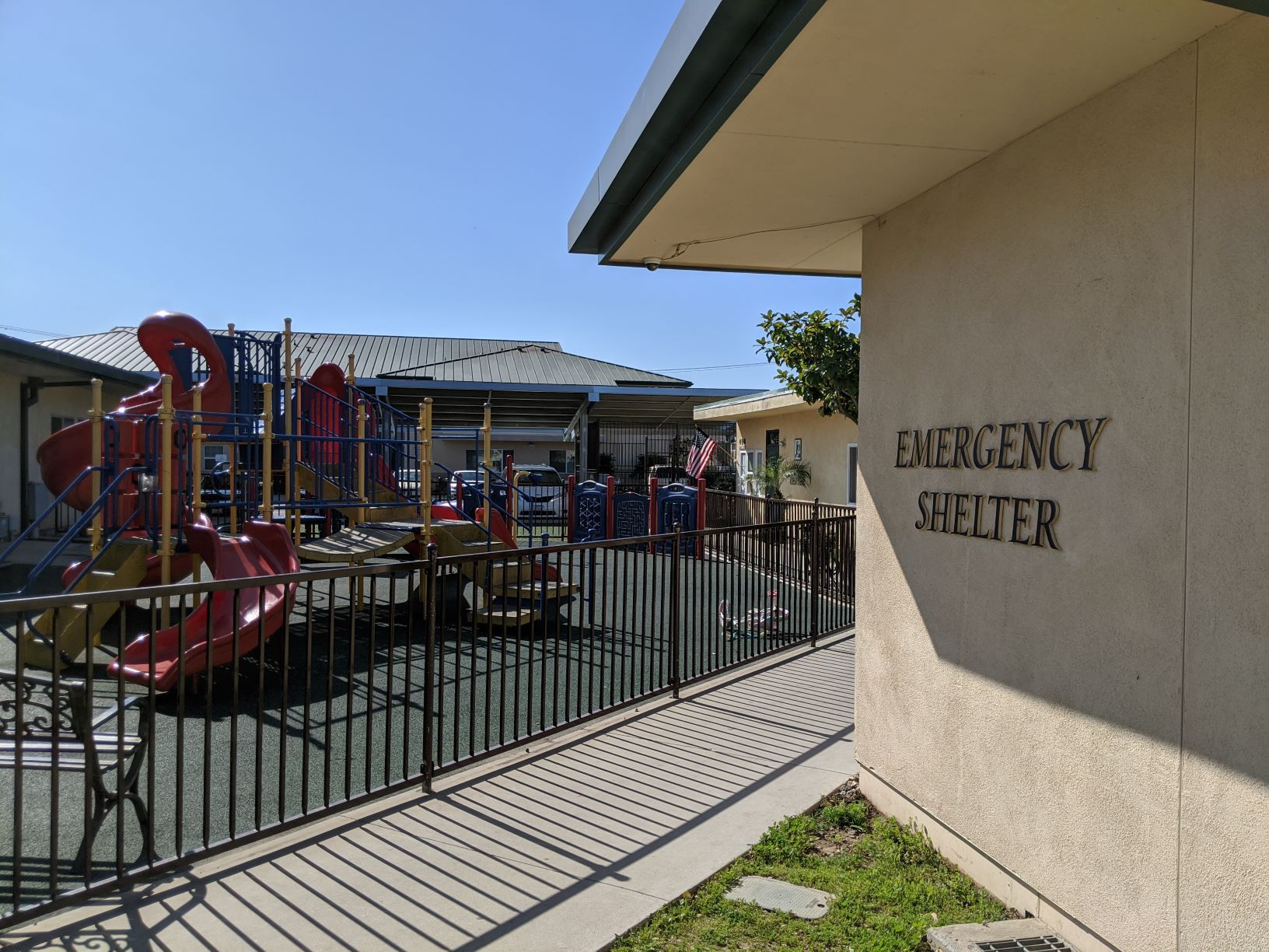 Bridgehouse Homeless Shelter