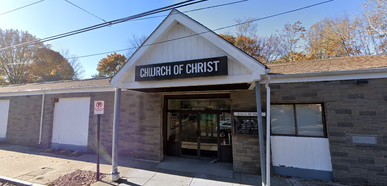 New Haven Church of Christ Food Pantry