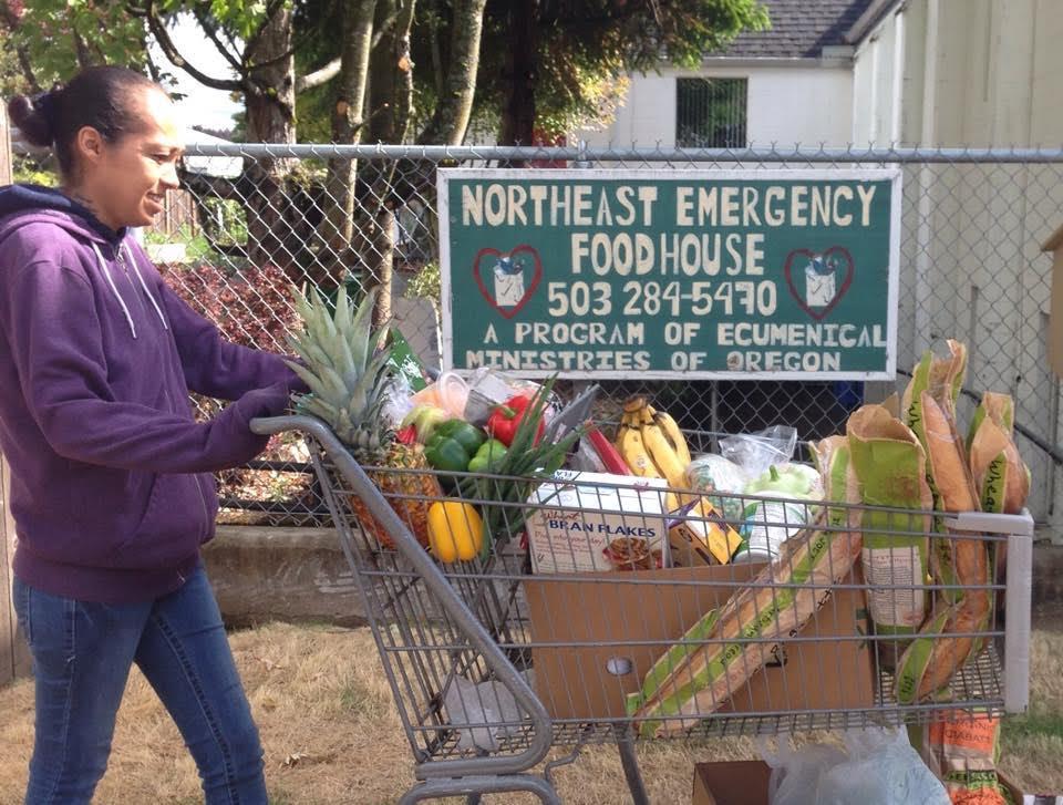 Emergency Food Banks Portland Oregon