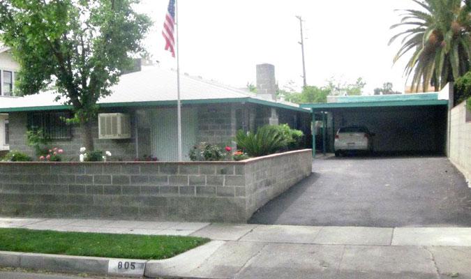 Decision Home of Fresno