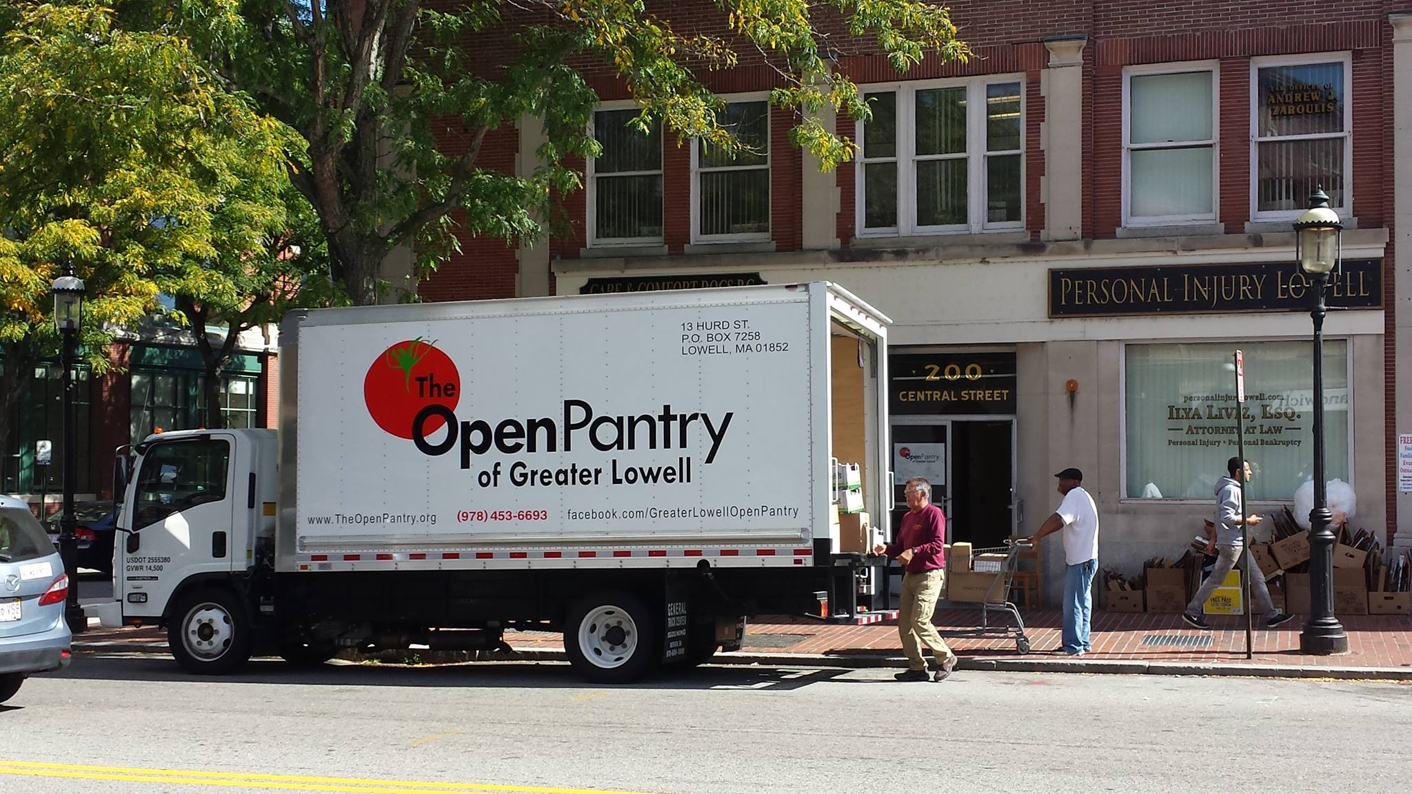 Open Pantry of Greater Lowell