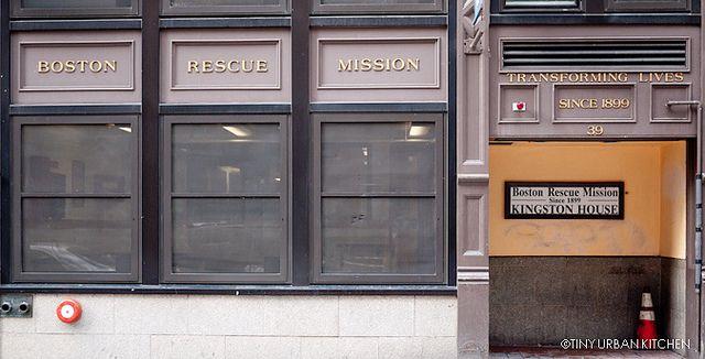 Kingston House - Boston Rescue Mission