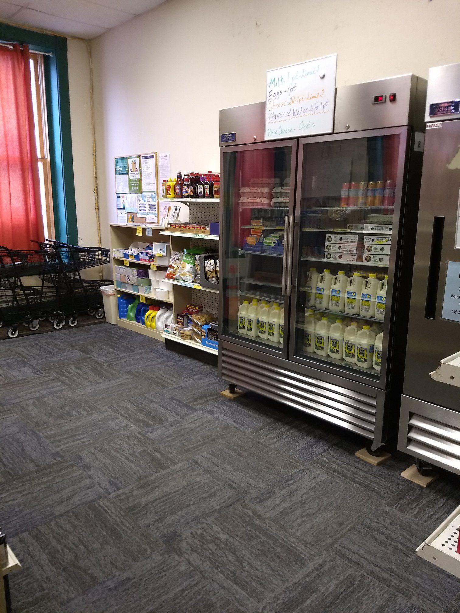 Pine Island Sharing Shelves