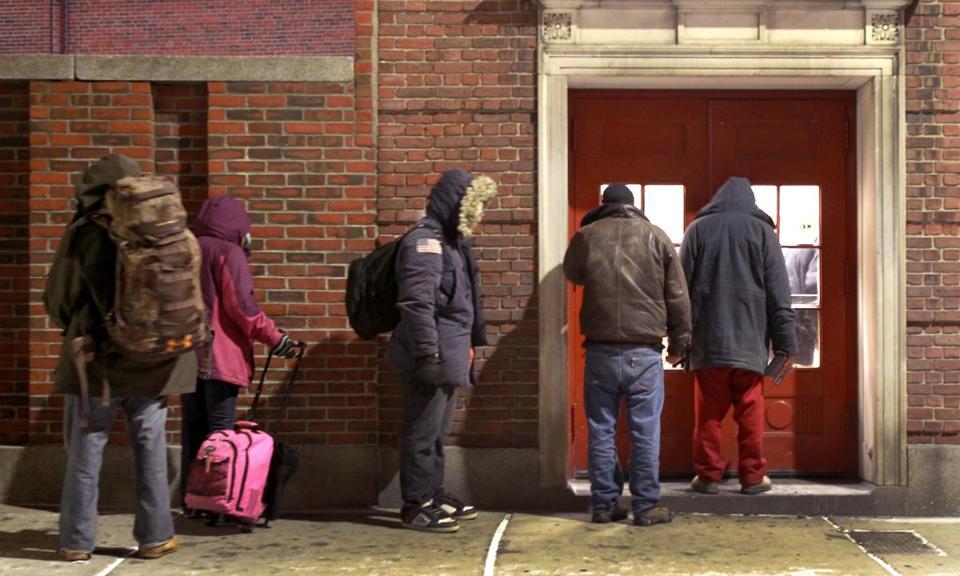 Pine Street Inn Boston - Men's Shelter
