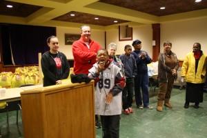 Sacred Heart Food Sharing Program