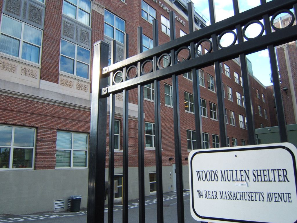 Woods Mullen Shelter and Services