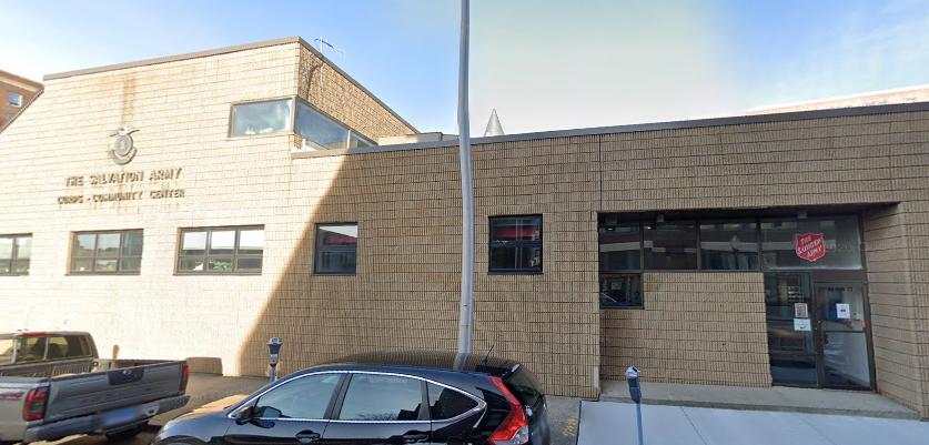 Salvation Army - Bridgeport Corps Community Center