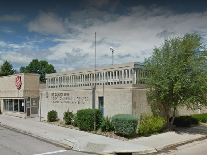 Salvation Army Austin - Food Shelf