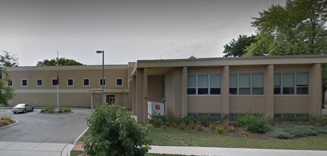 Salvation Army Joliet