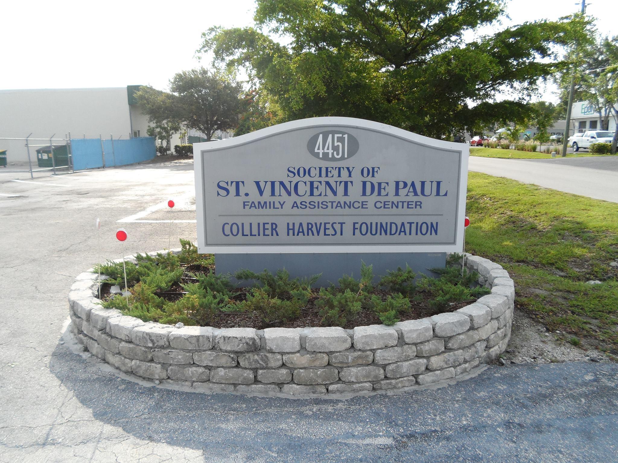 St Vincent De Paul Society of Naples Family Assistance Center