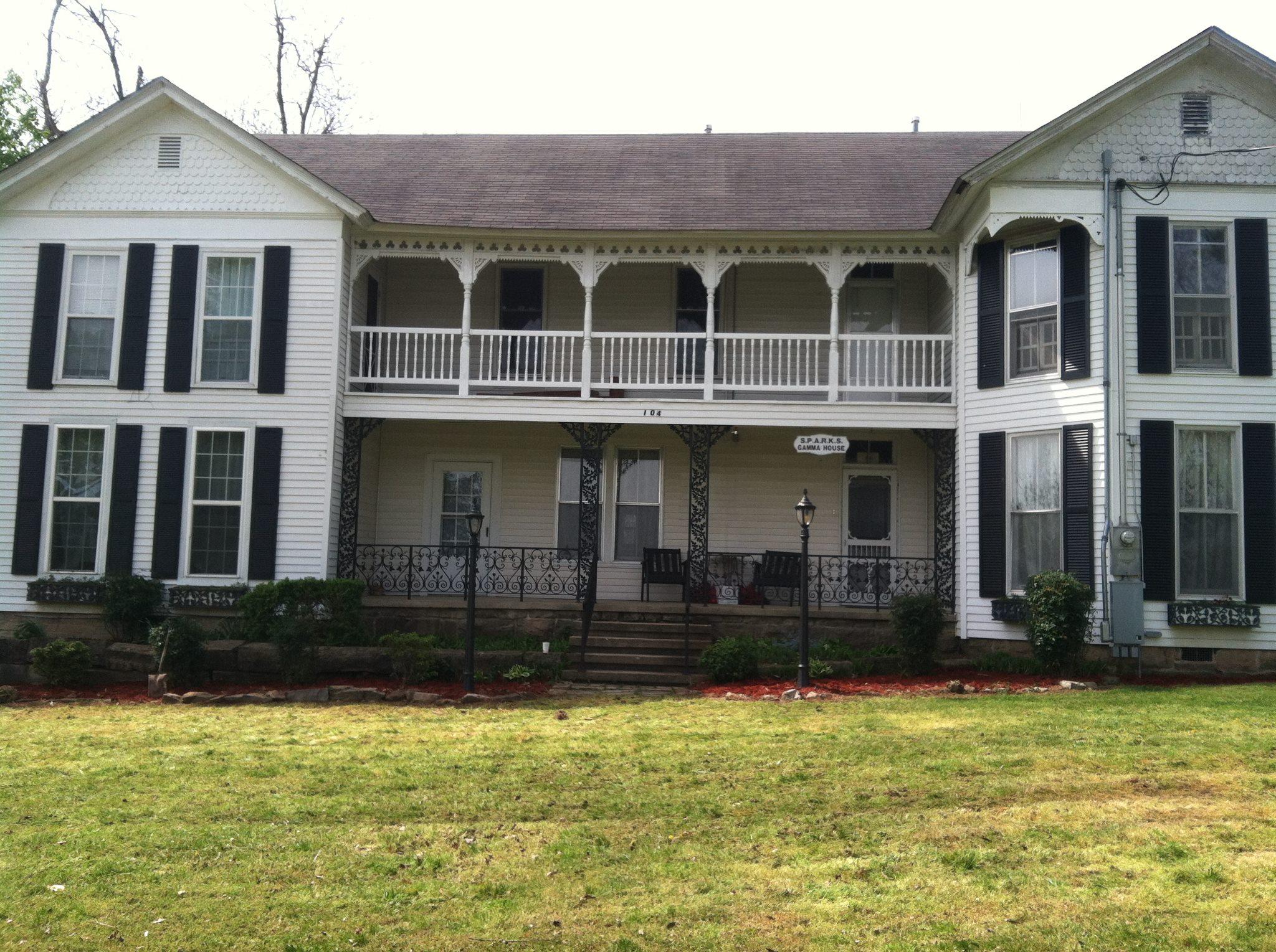 Gamma House Mountain Home Arkansas