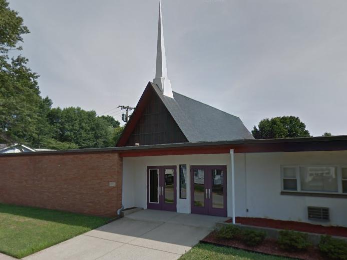 St. Peter's United Methodist Church - Food Pantry