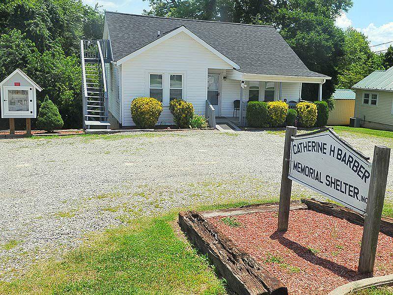 Catherine H. Barber Memorial Homeless Shelter