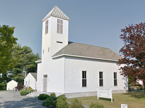 Standish Connection Congregational Food Pantry
