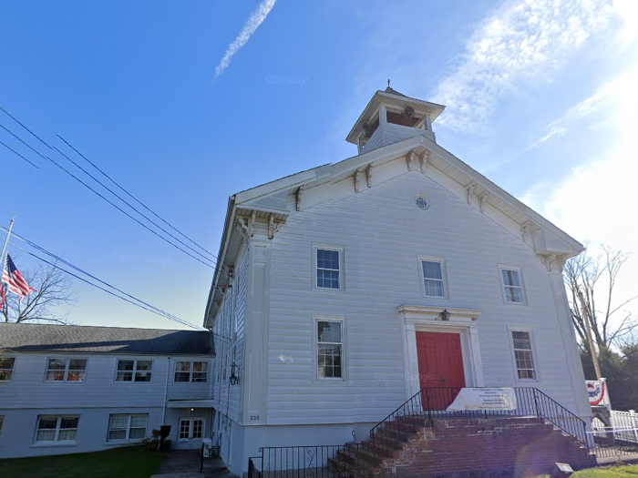The First Reformed Church Food Pantry