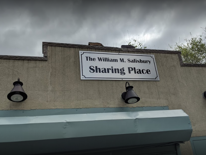 The Sharing Place Food Pantry