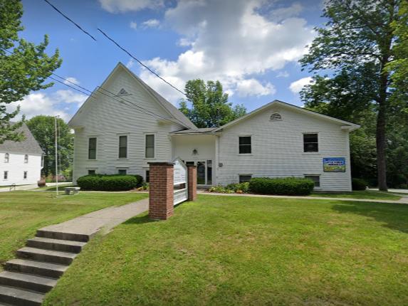 Websterville Food Shelf - Websterville Baptist Church