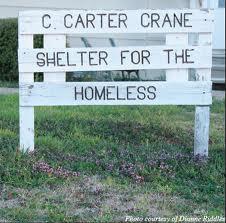 C. Carter Crane Shelter for the Homeles