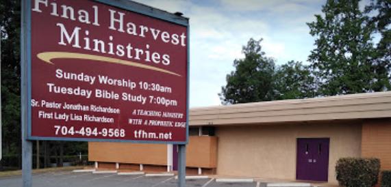 Final Harvest Ministries
