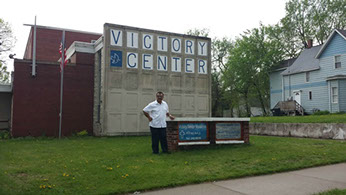 Victory Center Ministries - Rescue Mission