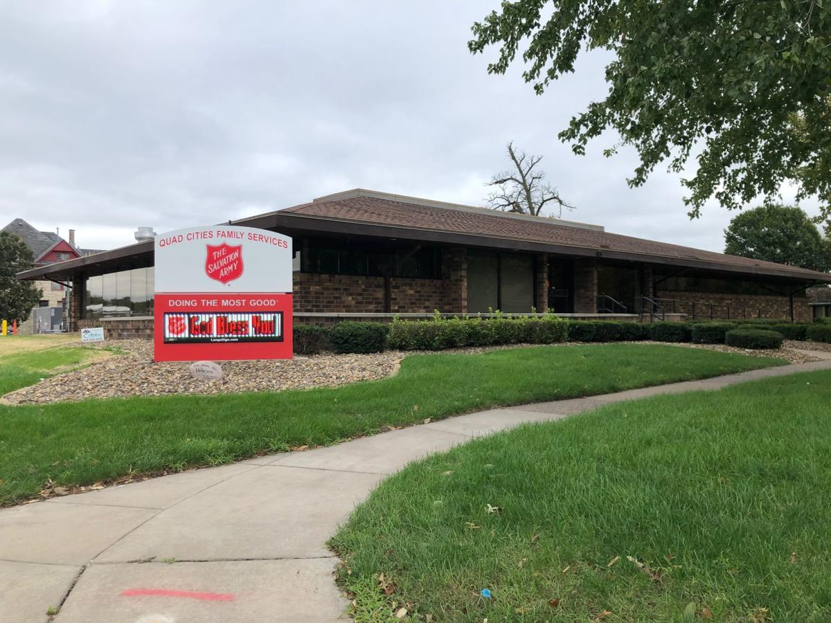 The Salvation Army of The Quad Cities