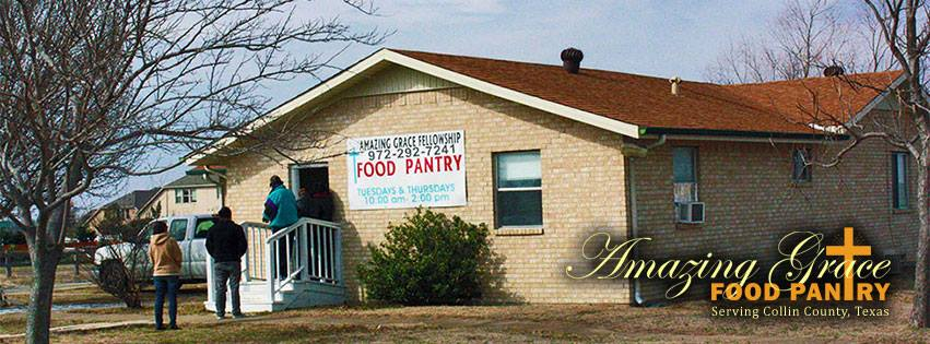 Amazing Grace Food Pantry