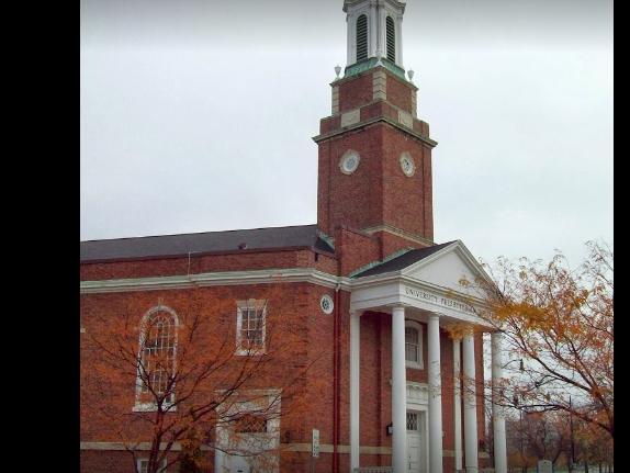 University Presbyterian Church Food Pantry