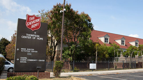Salvation Army Knoxville TN - The Thompson Center of Hope