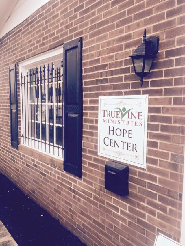 True Vine Ministries' Hope Center