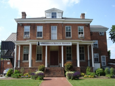 Frederick Rescue Mission - Beacon House