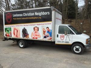 Leelanau Christian Neighbors - Suttons Bay Pantry