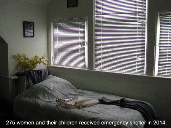 Mary Lou's Place - Domestic Violence Shelter