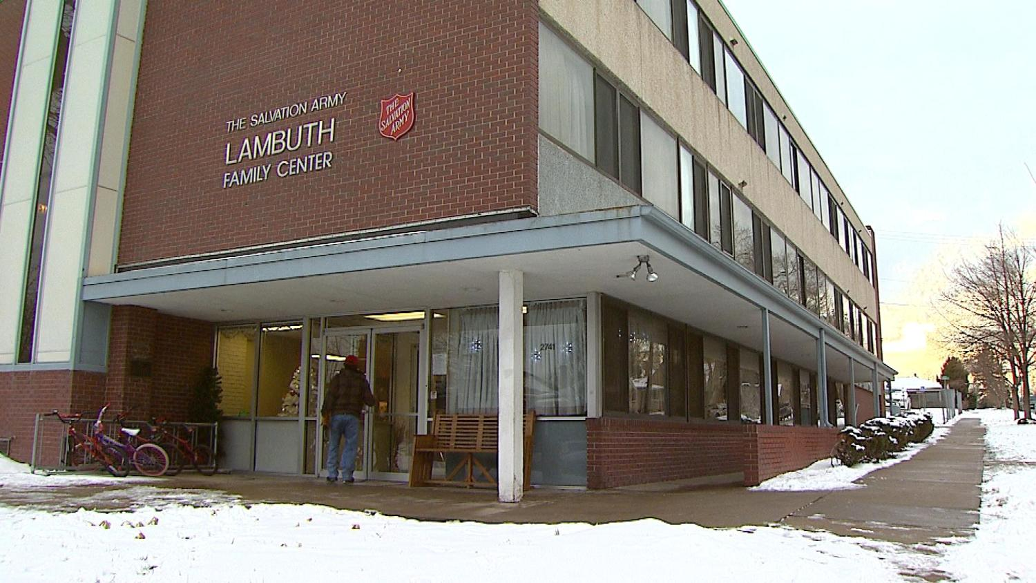 The Salvation Army Lambuth Family Center