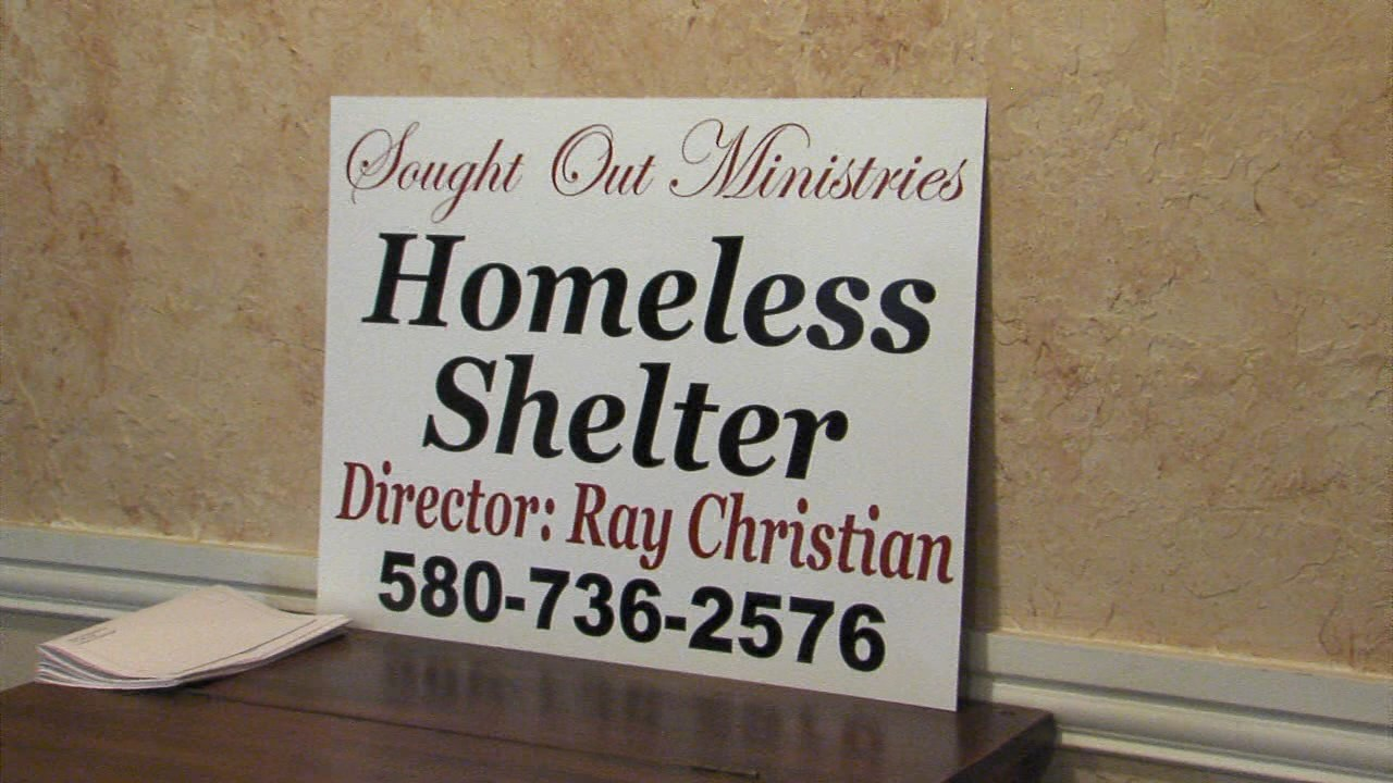 Sought out Ministries Homeless Shelter