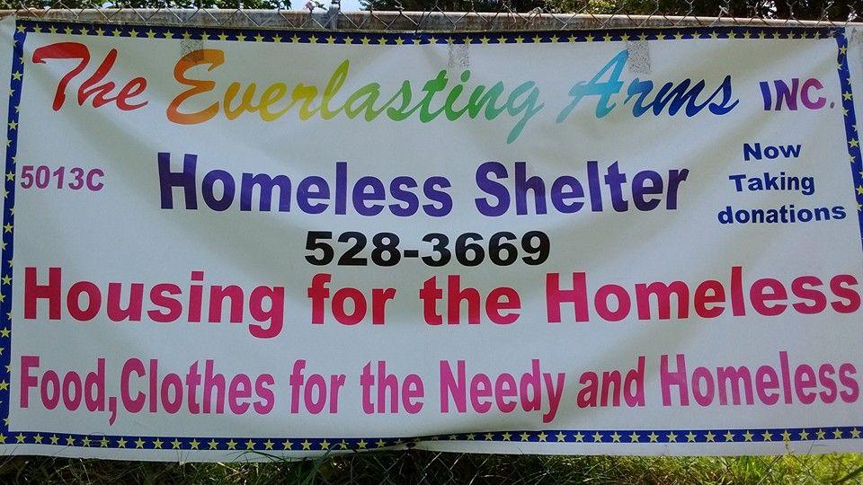 The Everlasting Arm Homeless Shelter