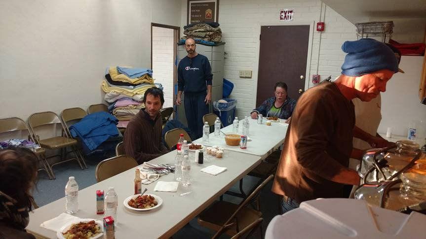 St Francis Men's Shelter
