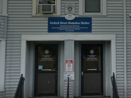 City of Portland, Oxford Street Shelter for Men