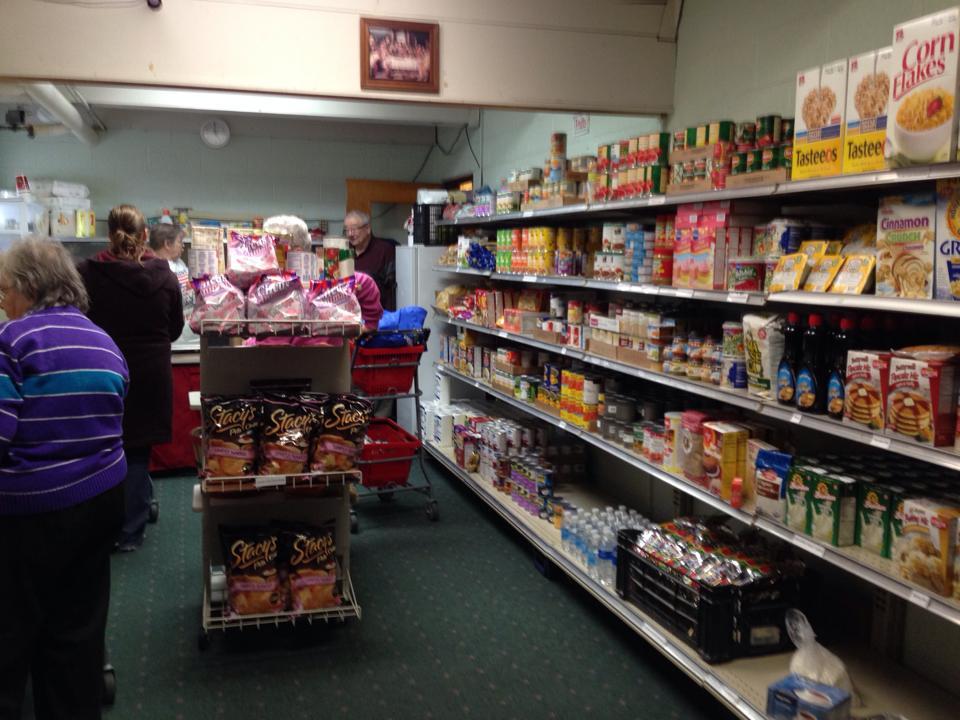Northville Emergency Food Pantries Soup Kitchens
