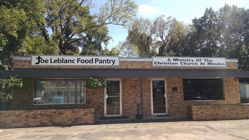 Joe LeBlanc Food Pantry