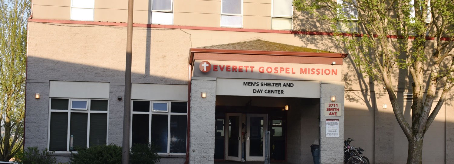 Everett Gospel Mission Men's Shelter