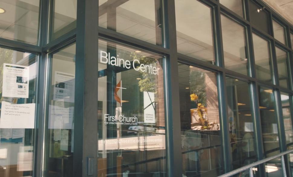Compass Housing Alliance's Blaine Center Men's Shelter