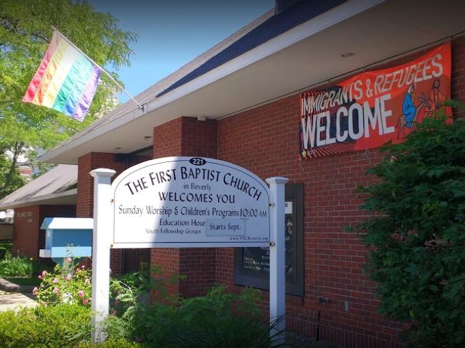 First Baptist Church Soup Kitchen