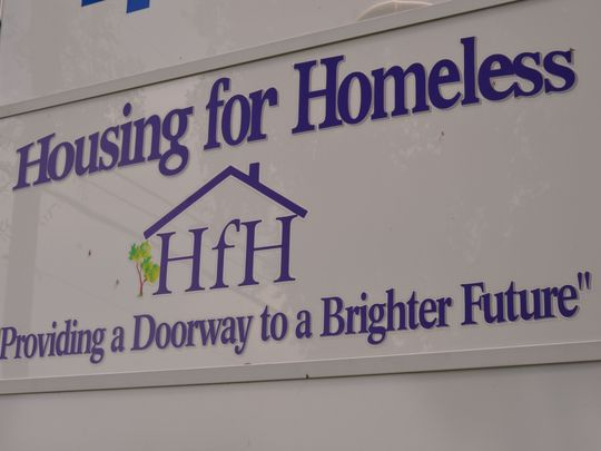 Housing For Homeless