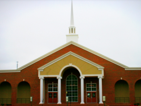 Baptist Tabernacle Food Closet