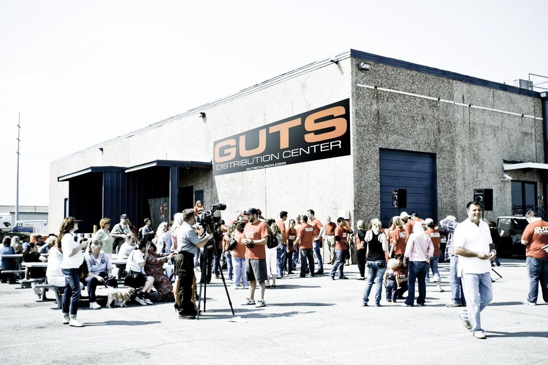 GUTS Church - Food Pantry (aka Distribution Center)