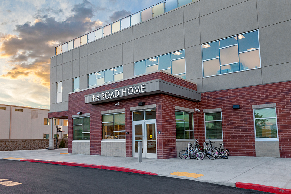 The Road Home - Midvale Family Center