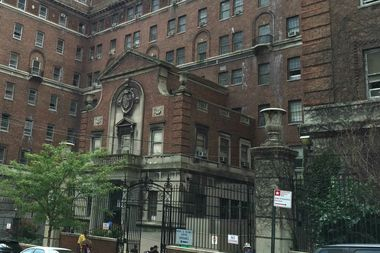 Bellevue Men's Shelter NY - HRA Men's Shelter